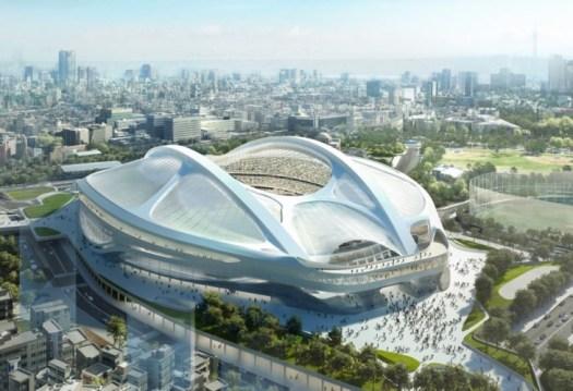 olympic stadium tokyo 2020