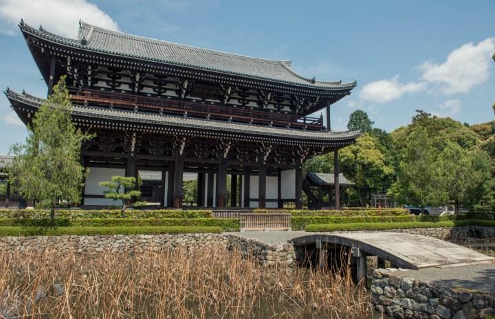 El Templo Zen T Fukuji Kirai Un Geek En Jap N