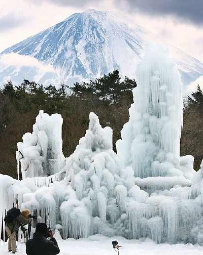 Ice matsuri