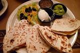 ケサディア メキシコ料理