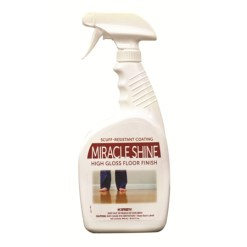 Miracle Shine Floor Polish