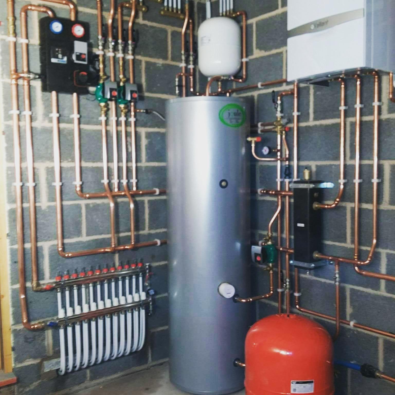 hight resolution of combi boiler underfloor heating system