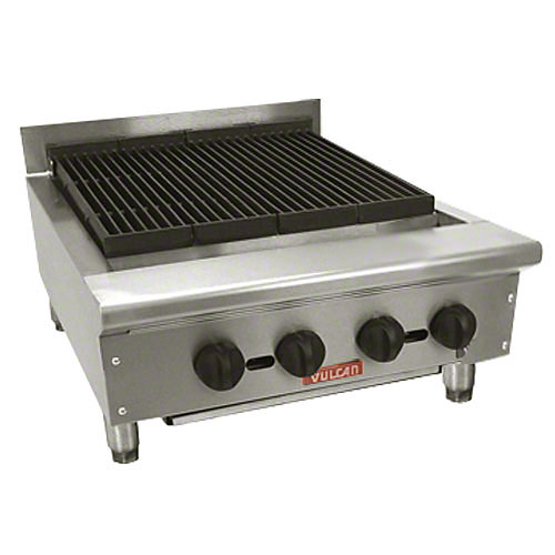 vulcan kitchen equipment abt appliance packages shop cooking at kirby 25 achiever gas charbroiler vacb25
