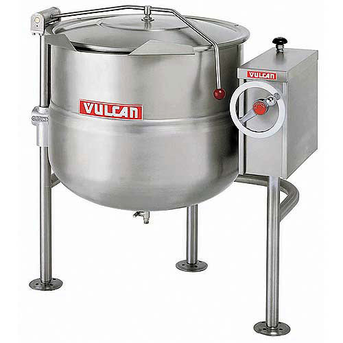 vulcan kitchen equipment gifts shop cooking at kirby direct steam jacketed tilting kettle 20 gallon k20dlt