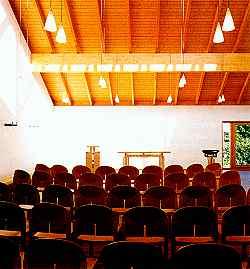 Kirchbaude Datenblatt einzelne Kirche