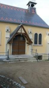 Kapelle Bernstadt - nach außen 4