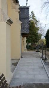 Kapelle Bernstadt - nach außen 5