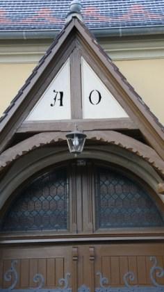 Kapelle Bernstadt - nach außen 9