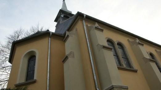 Kapelle Bernstadt - nach außen 11