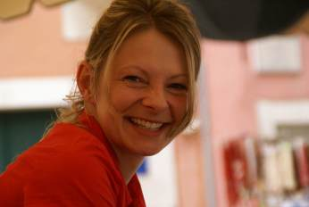 Pfarrerin Anke Arnold