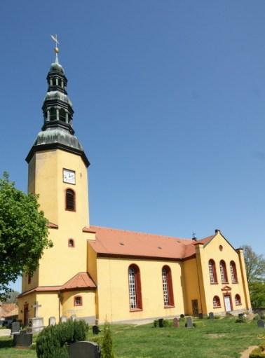 Kirche Kemnitz