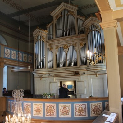 Orgelweihe