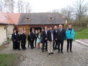 Konfirmation in Kemnitz 2016 - 2