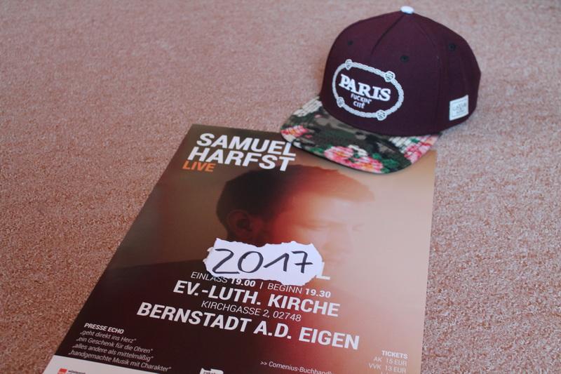 Samuel Harfst 2016 - Steinert 150