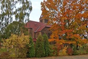 Ev. Kirche Oberlübbe