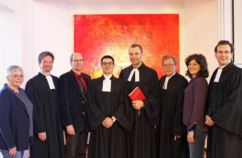 Ordination von Pfarrer Johannes Röskamp