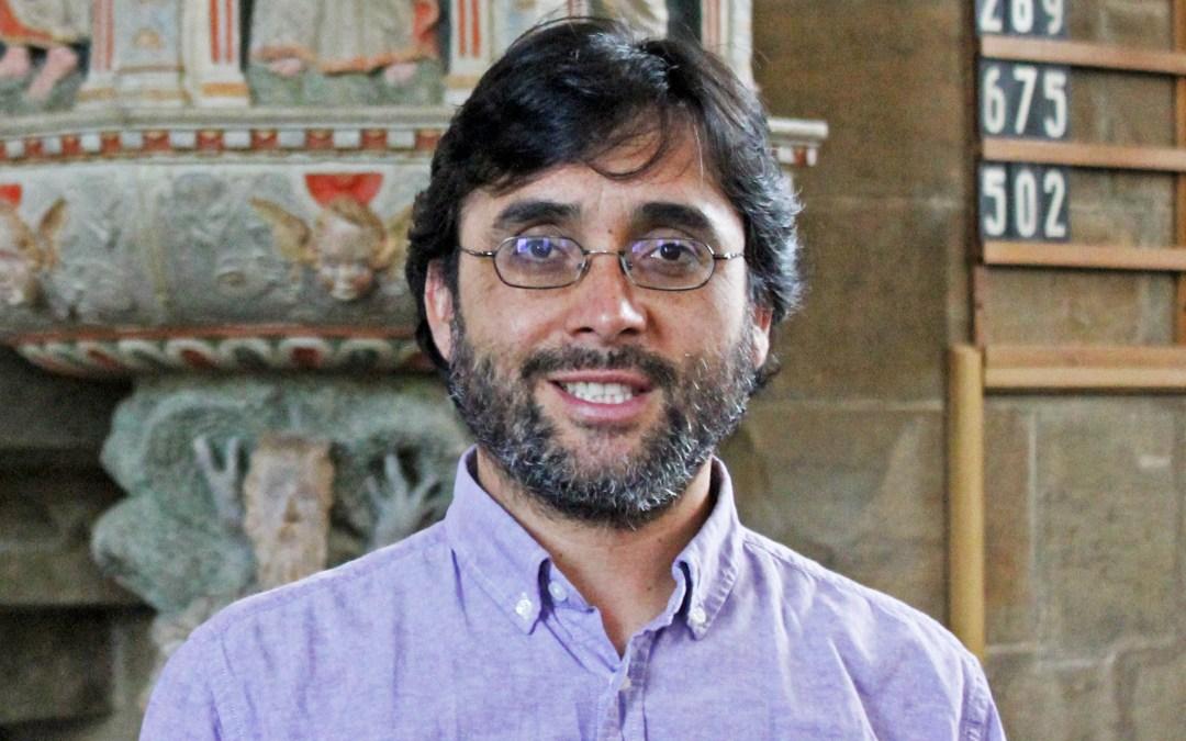 Verstärkung für St. Marien:  Pfarrer Sergio Andrés López