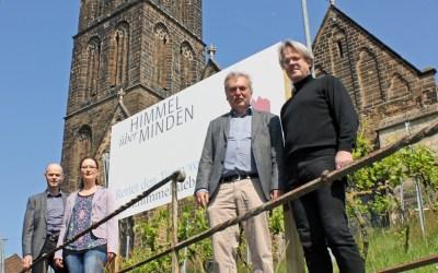 """""""Himmel über Minden"""": Umfassende Sanierung der Marienkirche steht bevor"""