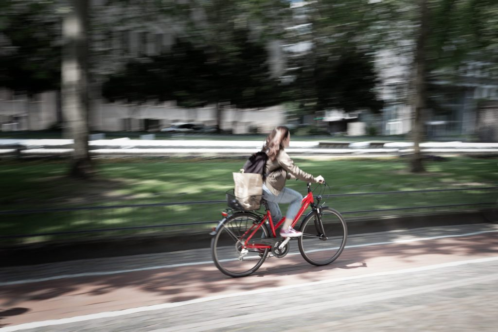 Fahrrad Kirchenrad