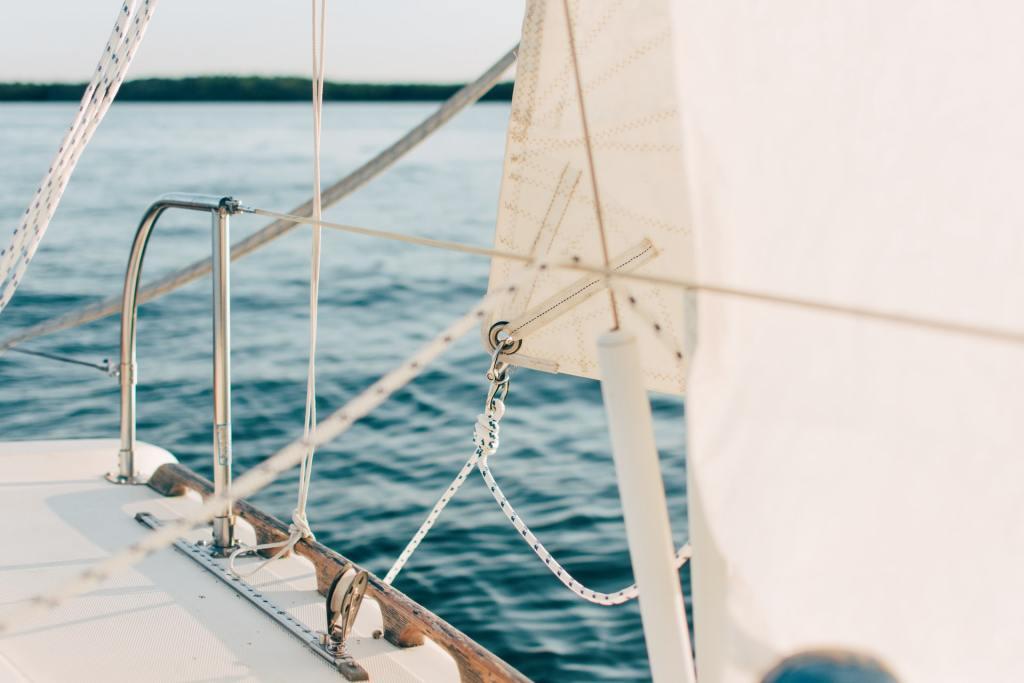 Klimasail Segelboot