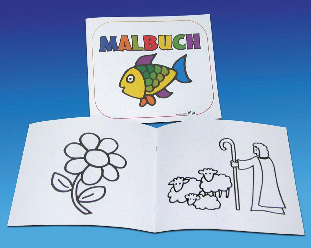 Malbuch Jesus Liebt Kinder Bei Kirchliche Kunstde