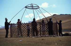 Trek au pays des nomades kirghizes, Kirghizistan
