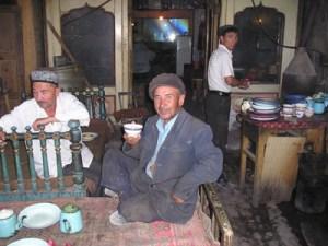 La Route de la Soie (Kirghizistan, Chine,Kirghizistan)