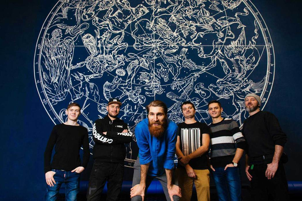 фотограф музыкальных групп