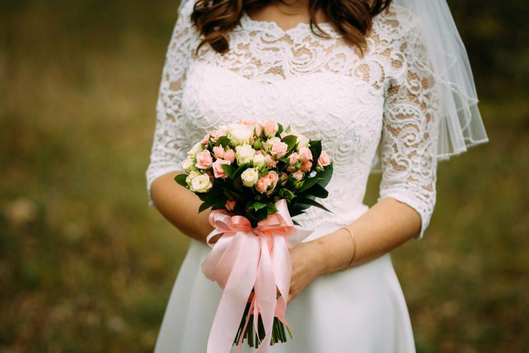 Букет невесты свадьба