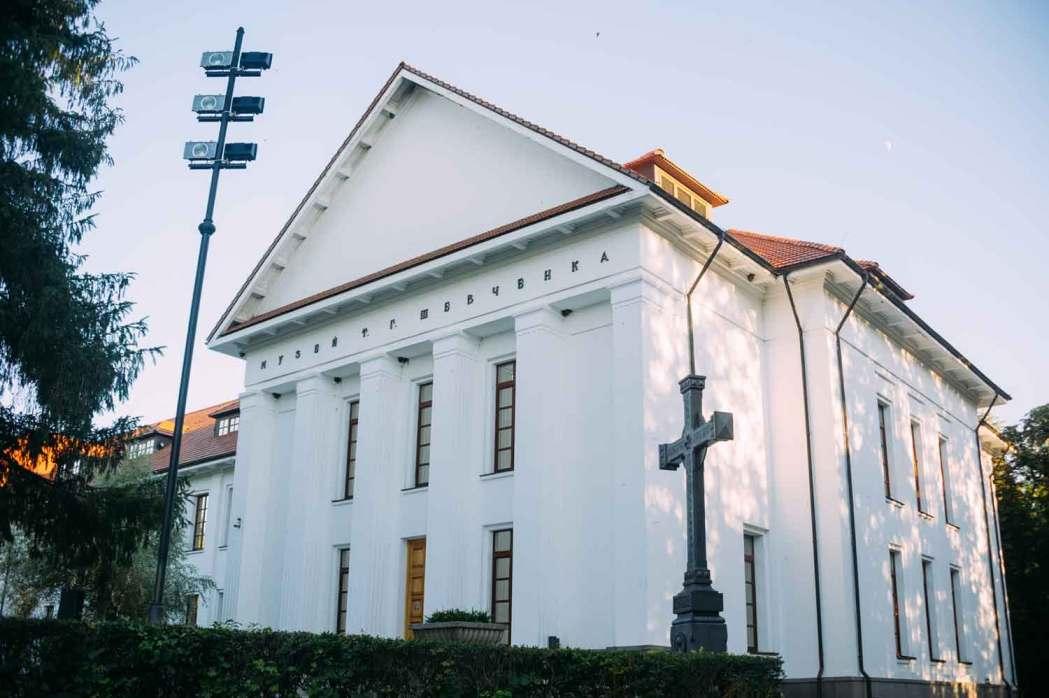 Канев музей шевченко