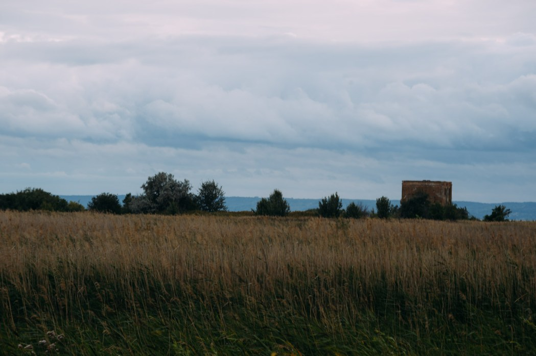 село цыбли затопленная церковь