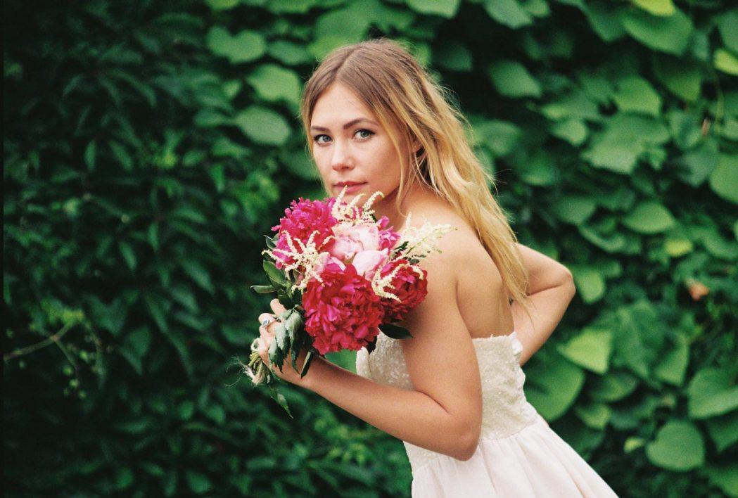 Свадьба на пленочный фотоаппарат