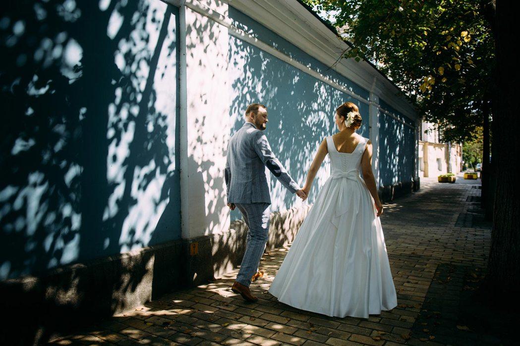 Свадебная фотопрогулка Киев