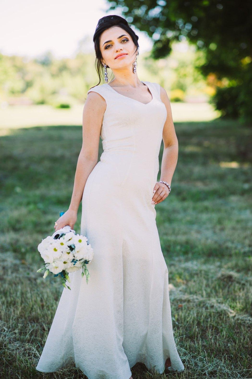wedding photography bride dress