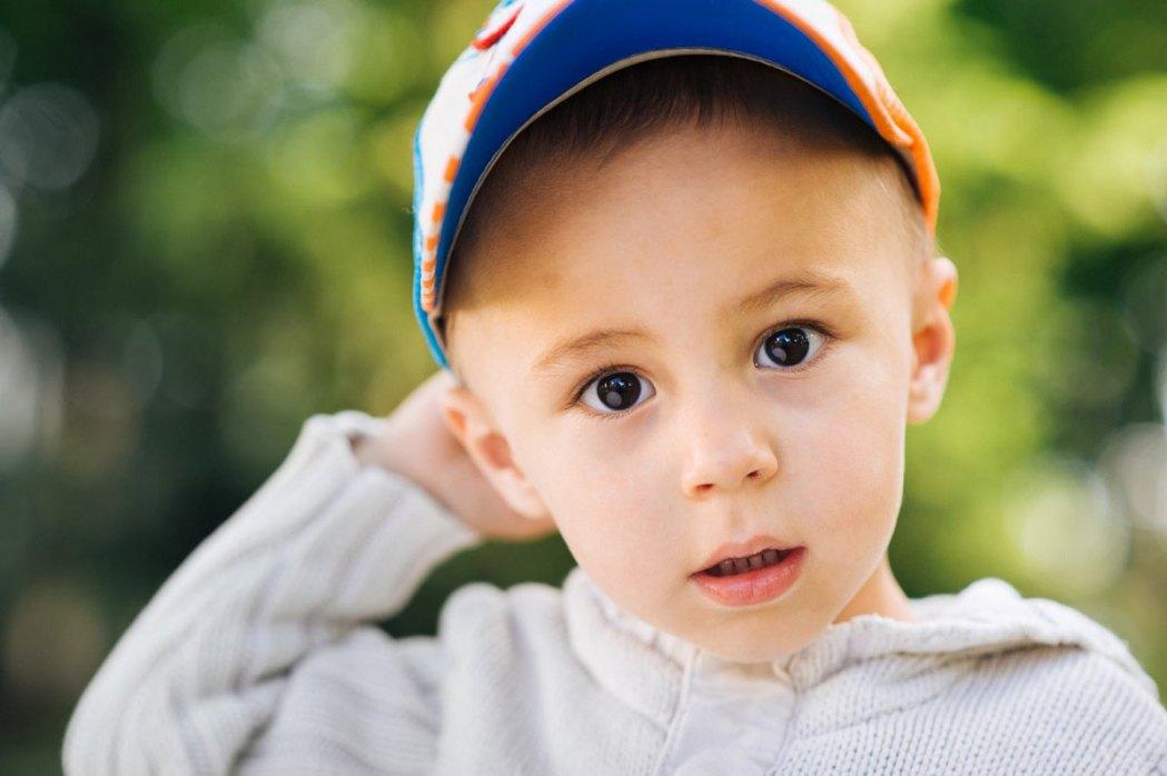 Портрет мальчика фотограф Кирилл Тигай