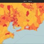 地域経済分析システムでゲストハウスを運営できる立地か分析してみた