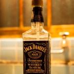 ジャックダニエルの瓶を再利用