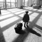 最年少の独り旅