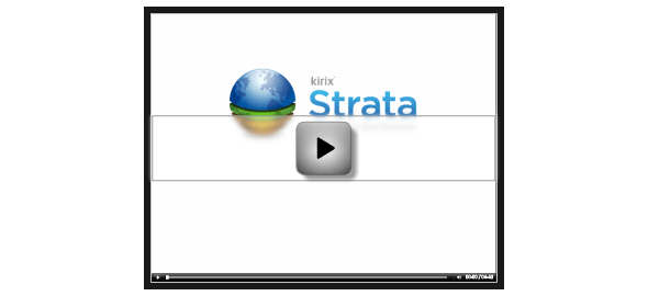 Watching Reruns: Strata Tutorial Videos from the Archives