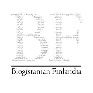 Blogistanian Finlandia