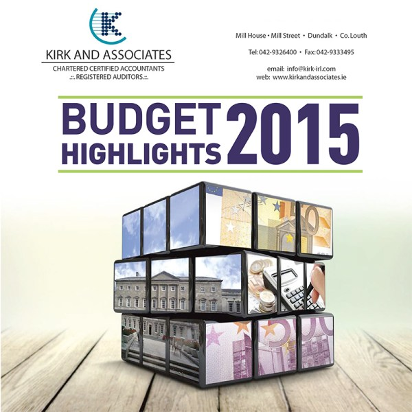 Budget Highlights 2015
