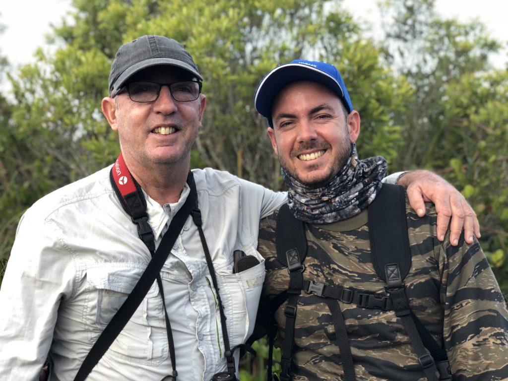about kirkconnell's birding