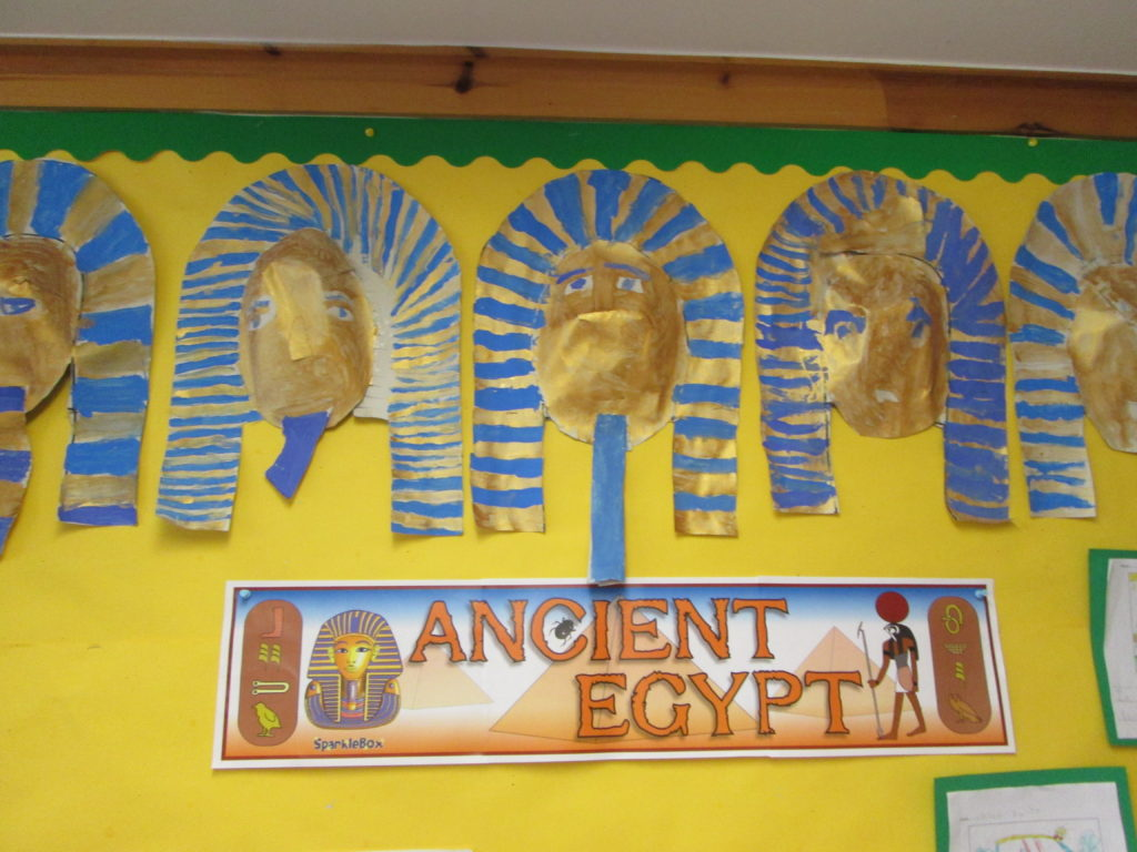 Ancient Egypt Hieroglyphics Kirkhill Primary School