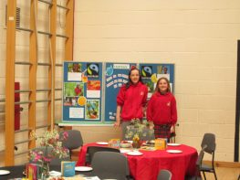 Fairtrade displays
