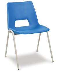 Advanced Plastic Stacking Chair