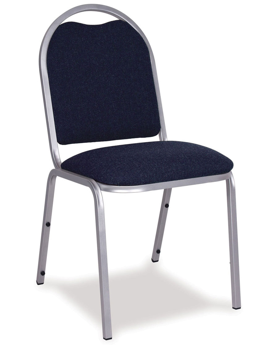 Coronet Dome Seat Stacking Banquet Chair