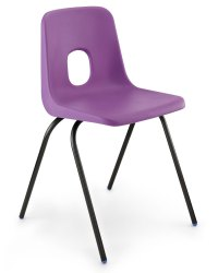 Series E Chair Plastic Stacking Chair