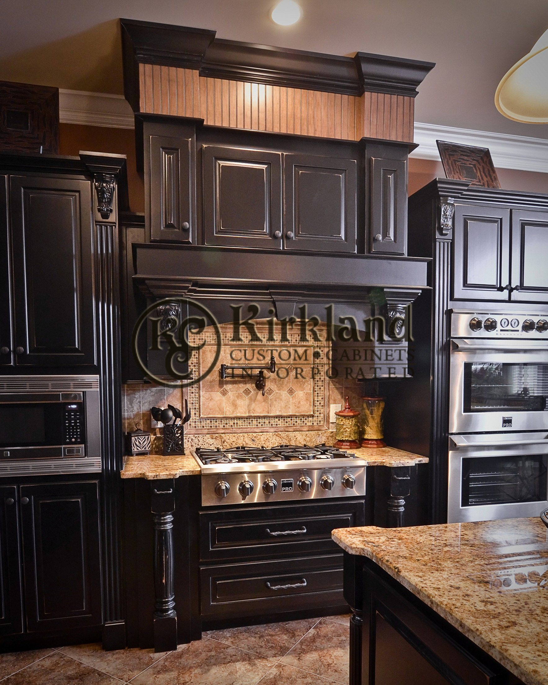 French Kitchens  Kirkland Cabinets  Innovations