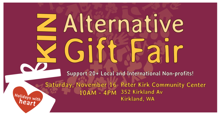 KIN Alternative Gift Fair