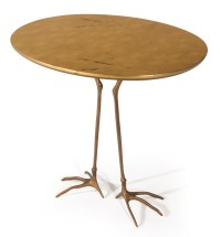 Traccia Table with Birds Feet | Collections | Kirkland Museum